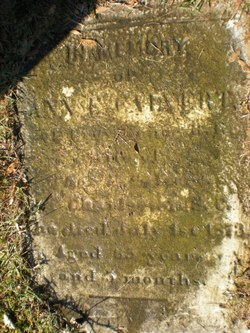 Ann Elizabeth <I>Cady</I> Calvert