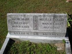 Melissa J. <I>Dixon</I> Sharp