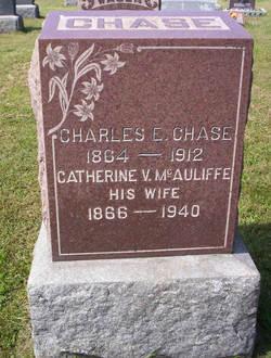 Catherine V <I>McAuliffe</I> Chase