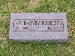William Harvey Roderick