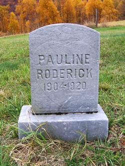 Esta Pauline Roderick