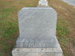 Mildred Ann <I>Tinder</I> Cole