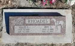 Roy Samuel Rhoades