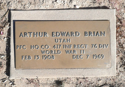 Arthur Edward Brian
