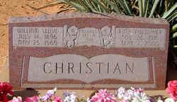 William Lloyd Christian