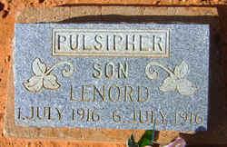 Lenord Pulsipher