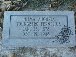 Hilma Augusta <I>Youngberg</I> Fernelius