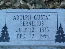 Adolph Gustaf Fernelius
