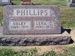 Lena C <I>Conkle</I> Phillips