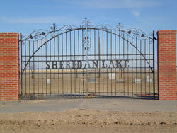 Sheridan Lake Cemetery