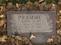 Martin Henry Pramme