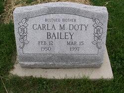 Carla M <I>Doty</I> Bailey