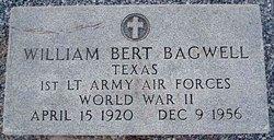 William Bert Bagwell