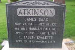James Isaac Atkinson