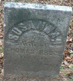 Susannah Bruce