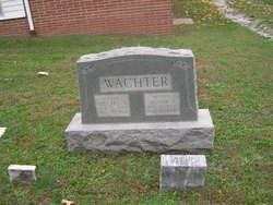 Jennie Irene <I>Rice</I> Wachter