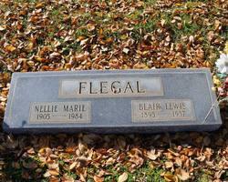 Nellie Marie <I>Boyd</I> Flegal