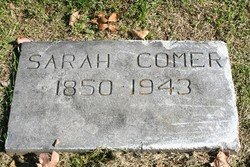 Sarah Jane <I>Lasater</I> Comer
