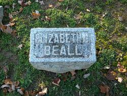 Elizabeth J. <I>Jeffrey</I> Beall