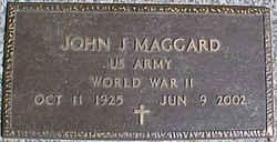 John J Maggard