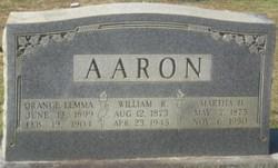 William Robert Aaron