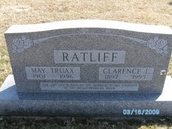 May <I>Truax</I> Ratliff