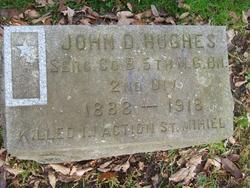 Sgt John Desmond Hughes