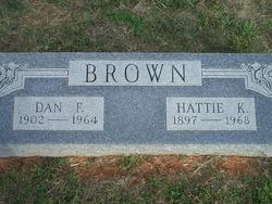 Hattie K Brown