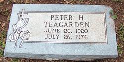 """Frank Howard """"Pete"""" Teagarden"""
