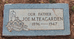 Joseph M. Joe Teagarden