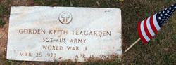 Gordon Keith Teagarden