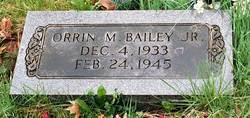 Orrin M. Bailey, Jr