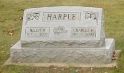 Helen M <I>Hale</I> Harple