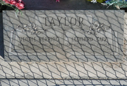 Jennie Roselyn <I>Herring</I> Taylor