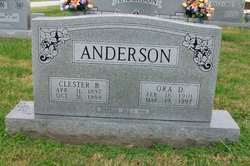 Clester Birt Anderson
