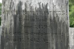 William Soden Hastings