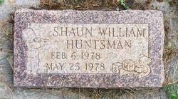 Shaun William Huntsman