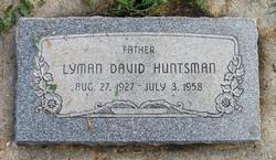 Lyman David Huntsman
