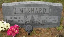 Irene <I>Ball</I> Mesnard