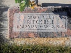 Grace Ellen <I>Coates</I> Blackwell