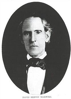 David Hervey Maxwell