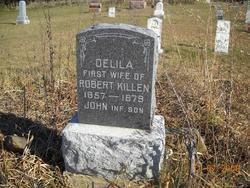 Delila <I>Robinson</I> Killen