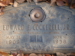 Edward E Cockerell, Jr