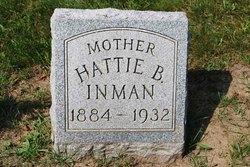 Hattie Belle <I>Buckle</I> Inman