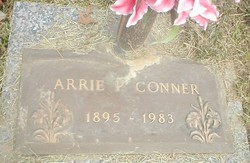 Arrie Conner
