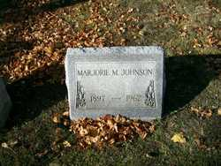 Marjorie M <I>McElwee</I> Johnson