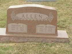 Vivian <I>Bradford</I> Allen