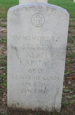 Steven Alan Kapitan