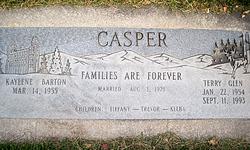 Terry Glen Casper