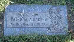 Patricia Ann <I>Condon</I> Barker